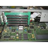 486sx-25 Ibm Placa+micro 5isa Com1-2 Paralelo C/video 2 Ide