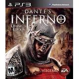 Dantes Inferno+ I Ám Alive-ps3-//