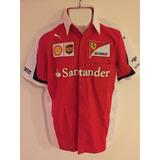 Camisa Puma Ferrari F1