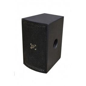 Caixa Acústica Profissional Eco Som Médio Porteup106 Passiva
