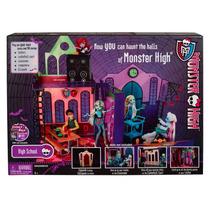 Oferta Monster High Escuela Casa Playset Nuevo