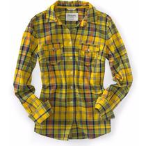 Camisa Manga Larga Aeropostal Dama Estilo 8920