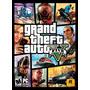 Nuevo Fisico Pc Original Grand Theft Auto V Gta 5