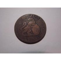 Moneda España 5 Céntimos 1870 Mirala!!!