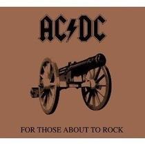 Acdc For Those About To Rock Cd Original Lacrado Original