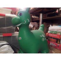 Saltarin Inflable Pvc Dinosaurio Nuevo