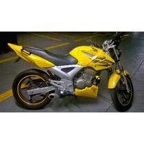 Escapamento Esportivo Top Race Honda Cbx 250 Twister Curto