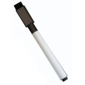 60 Caneta P/ Quadro Branco Com Imã E Apagador P/ Memo Board