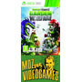 Plants Vs Zombies - Xbox 360 - Físico - Mdz Videogames