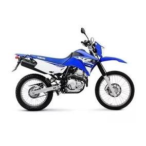 Kit Carenagem Xtz 250 Lander 250 Original Yamaha Azul