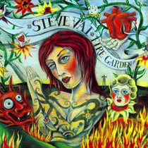 Cd Steve Vai Fire Garden Lacrado Hard Rock Heavy Metal Pop
