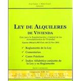 Ley De Alquileres De Vivienda Comentada De Garay 2012
