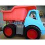 Camion Volcador Duravit Mediano Nuevo 35cm En Caja ,moderno-