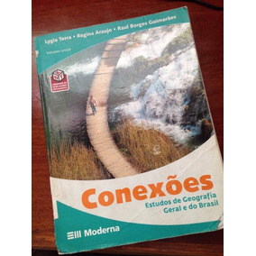 Livro Geografia Conexões - Volume Único