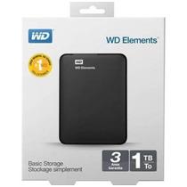 Hd Portátil Externo 1tb Wd Western Digital, Oferta Exclusiva