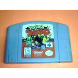 Pokemon Snap - N64 - Ntsc - 1 Player - Accion - Ale