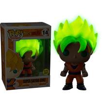 Funko Pop Dragon Ball Z - Super Saiyan Goku Glow Pop!