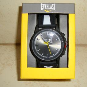 Reloj Everlast Analogo Negro