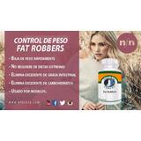 Fat Robbers, Atrapa Grasa Y Controla Tu Peso!