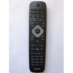 Controle Remoto Philips Smart Original Serve Todas Tvs Phili