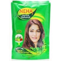 Neha Herbal Mehndi 100% Pure & Natural Henna Mehandi Po