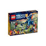 Brinquedo Lego Nexo Knights O Cavalo Mecanico De Lance 70312