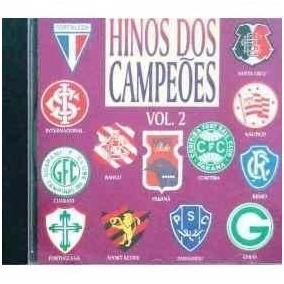 Cd Hinos Dos Campeões Vol.2 Nacional