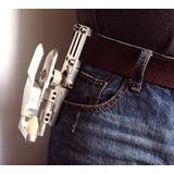 Funda, Pistola, 4 Pulgadas. Especial Para Competencias