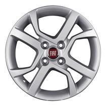 Jogo De Rodas Fiat Mobi Aro 14x6,0 - R77 Krmai