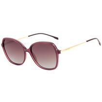 Bulget Bg 5086 - Óculos De Sol T04 Vinho Translúcido E