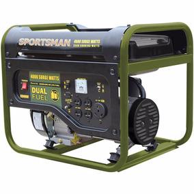 Generador/planta De Luz 4000 Watts Sportsman Gaslp-gasolina