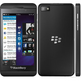 Celular Blackberry Z10 Cpu 1.5 Gh 8 Mp Radio Gps Gta 4g 3g