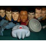 Star Trek Coleccion Burger King Juguete Muñeco Figura Nave