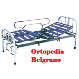 Cama Ortopedica Manual ( Entrega En 24 Horas)
