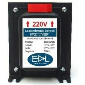 Conversor De Voltagem 110v 220v 3000va 2100 Watts