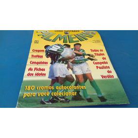 Album De Figurinhas Completo - Palmeiras 1996
