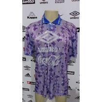 Camisa Seleção Brasileira Treino Umbro 1994 Tm G