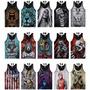 Stompy Camisetas Regatas - Vários Temas - 60 Modelos