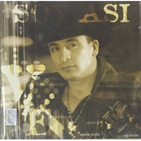 Cd Valentin Elizalde Soy Asi Cd Dvd