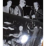 Osvaldo Pugliese - Lote De 2 Fotos Originales - Tango