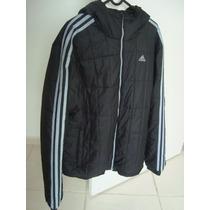 Jaqueta Adidas Com Capuz Tamanho M