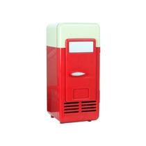 Refrigerador Portatil Usb Para Una Lata Geek Cooler Nuevo