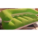 Sofa Infantil Confort Quest Marca Bestway Dos Puestos