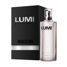 Perfume Masculino Lumi Nº 37 - 60 Ml