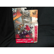 Transformers 4age Of Extinction Dinobot Slug Evolution 2pack