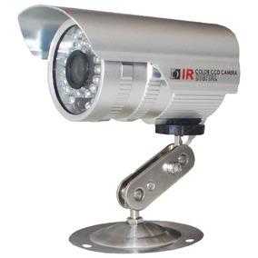 Camera Segurança Infravermelho Ccd Sony 1/3 1800 Linhas