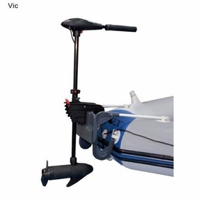 Sp Motor Trolleador Intex Para Lanchas Inflables Agua Salada