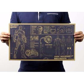 Poster Filme Homem De Ferro