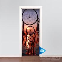 Adesivo 123 Porta Filtro Dos Sonhos Mod 781