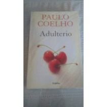 Libro Adulterio / Paulo Coelho